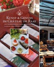 Kunst & Genuss im Château de Raay - Sandton Hotels