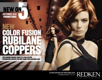 NEW COLOR FUSION - Redken Professional Site
