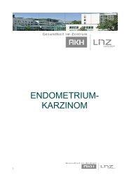 ENDOMETRIUM- KARZINOM