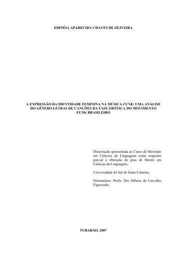 EDINIA APARECIDA CHAVES DE OLIVEIRA