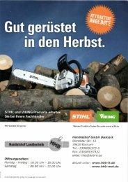a ktue | | u nter - Handelshof Landtechnik GmbH