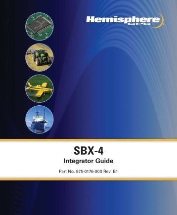 SBX-4 Integrator Guide