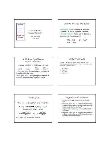 Acid base titration study guide