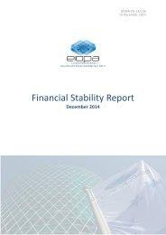 EIOPA-FS-14-105 Financial Stability Report- Autumn 2014