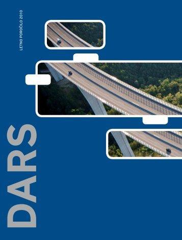 letno poročilo 2010 letno poročilo 2010 - Dars