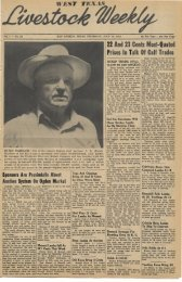 July 14, 1949 - Livestock Weekly!