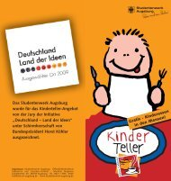 Lay2 Kinderteller - Hochschule Kempten