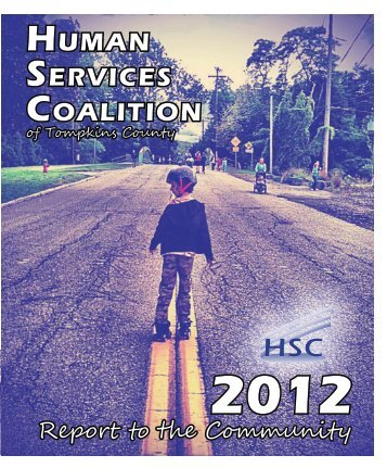 2012 Annual Report - Human Services Coalition of Tompkins County