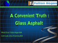 A Convenient Truth : Glass Asphalt - Aapaq.org