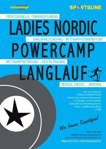 Ladies Nordic PowerCamp