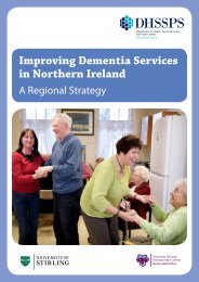 Improving Dementia Services in Northern Ireland - CARDI