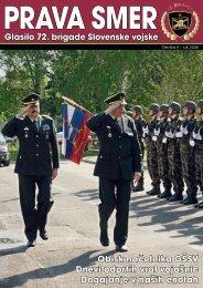 Åtevilka 8 - Slovenska vojska