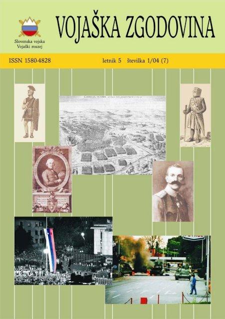 Letnik 5 / oktober 2004 - Slovenska vojska
