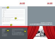 Einladung Produktsortiment 2013.indd