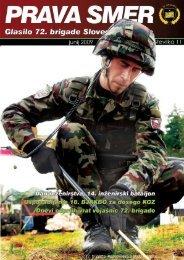 Åtevilka 11 - Slovenska vojska