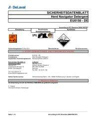 HerdNavigator/Herd Navigator Detergent - EU0150 - DeLaval