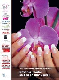 Devenez maître en design manucure! - Beauty Forum
