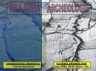 přednáška 15-16 - Katedra archeologie