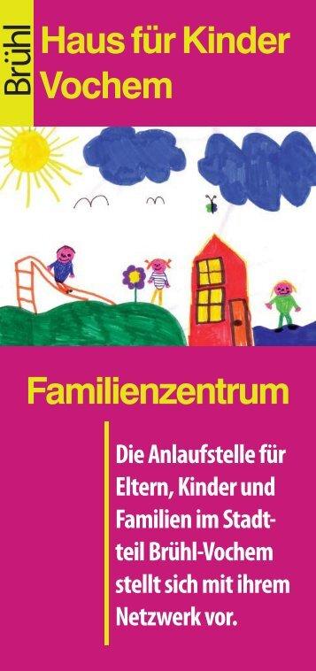 flyer familienzentrum merseburger