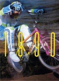 1990 Haro Catalog.pdf - AJK BIKES.com