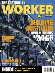 Download PDF - The Australian Workers Union