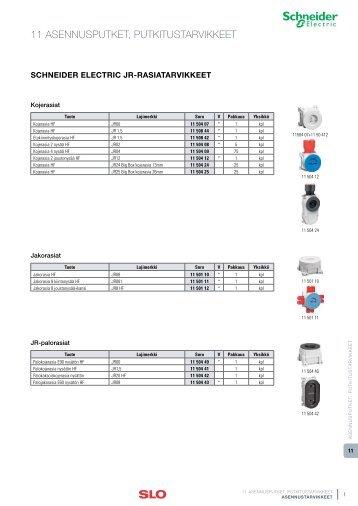 01_11 ASENNUSPUTKET, PUTKITUSTARVIKKEET.pdf - SLO