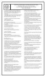 COLEGIO LOS PROCERES CUESTIONARIO DE ... - WebColegios