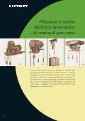 Polipastos ElÉctricos A Cadena - liftket.de - Page 2