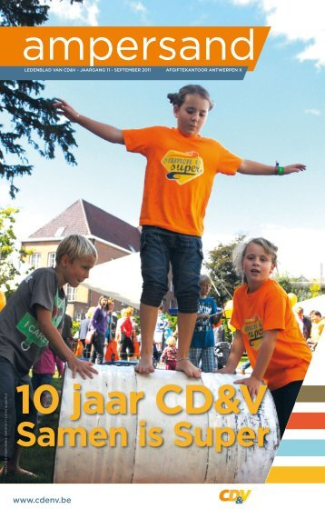 september 2011 - CD&V