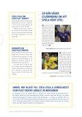 fotboll drar igång. dags för alla sjätteklassare att börja värma upp. - Page 3