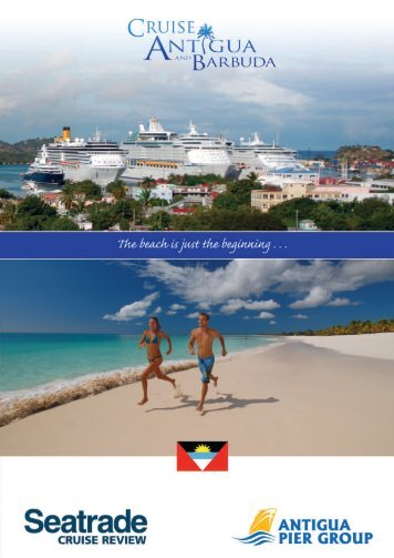 Antigua's greatest adventure - Antigua Pier Group