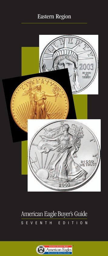 Eastern Region - The United States Mint