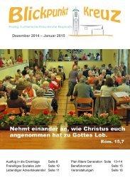 Blickpunkt - Kreuzkirche Bayreuth