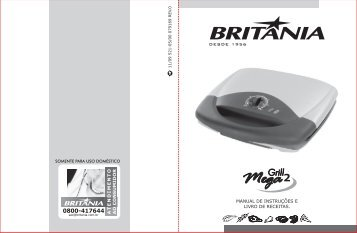521 05 00 Rev0 Folheto de Instruções Grill Mega 2.cdr - Britânia