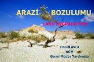 ARAZİ BOZULUMU - REC Türkiye