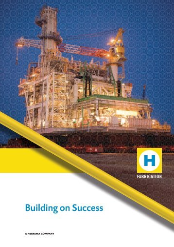 Corporate brochure - Heerema Group