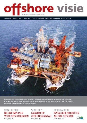nieuwe impulsen voor offshorehaven laswerk op zeer hoog ... - IRO