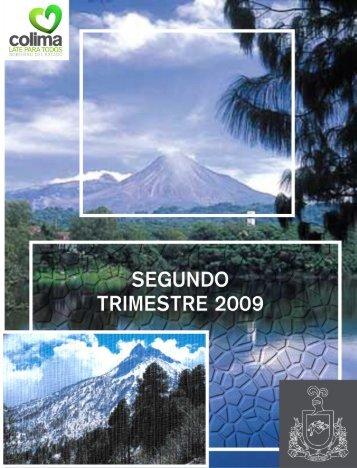2009 Informe de finanzas públicas 2do Trimestre - Gobierno del ...