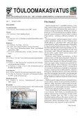 Eesti loomakasvatus 2007. aastal - Tõuloomakasvatus - Page 3