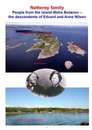 A Nøtterøy family - Østre Bolæren - Maukon
