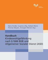 Handbuch Kindeswohlgefährdung nach §1666 BGB und ... - Arcor.de