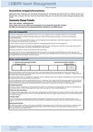 Zanonia-Deep-Fonds - LBBW Asset Management ...