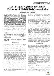 An Intelligent Algorithm for Channel Estimation of UWB OFDM ...