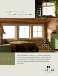 Brighten your home with the radiance of light. Ultra Gold