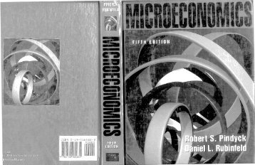 answers to microeconomics 7th edition robert s pindyck Buy microeconomics: international edition 7 by robert pindyck robert s pindyck 50 out of 5 stars pindyck-rubinfeld microeconomics 7th edition.