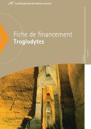 Troglodytes - Conseil général de Maine-et-Loire