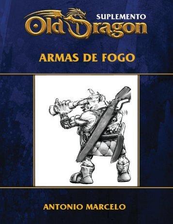 Manual de Armas de Fogo - 1 Suplemento para o ... - Vila do RPG