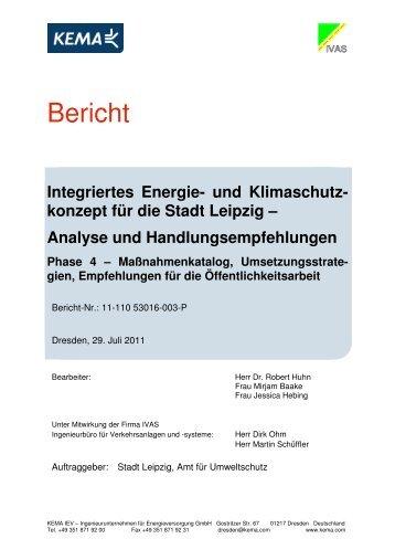 Bericht Phase 4 (PDF 1.40 MB) - Stadt Leipzig