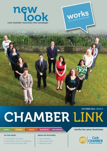 look new - Cork Chamber of Commerce