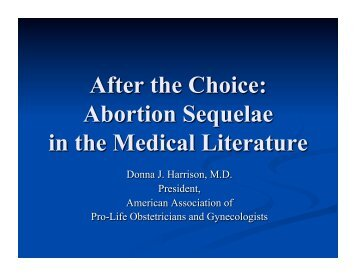 Download the PDF file (38.7MB) - American Association of Pro-life ...